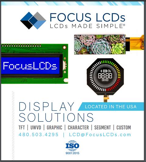 Focus LCDs Brochure
